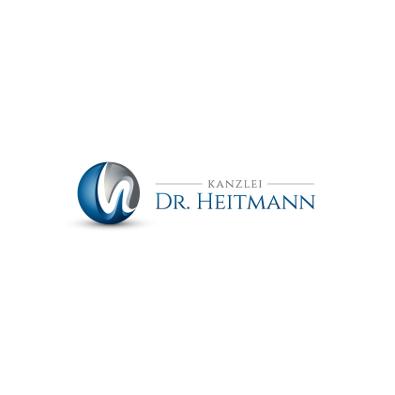 Logo für Rechtsanwalt Heitmann - Anwalts-Logo-Design Beispiel