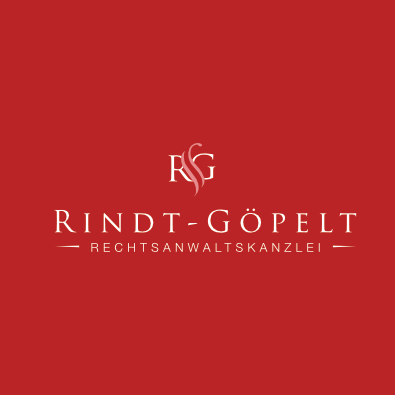 Logo-Design für Rechtsanwaltskanzlei Rindt-Göpelt
