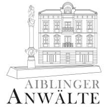Logo-Design für Aiblinger Anwälte