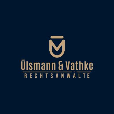 Logo-Design für Ülsmann und Vathke Rechtsanwälte