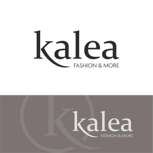 Logo-Design für Textildetailhandel