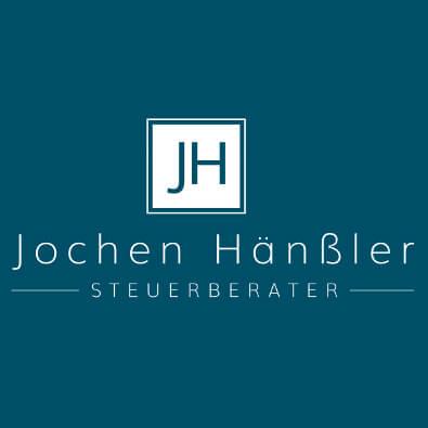 Logo für Steuerberater Haenssler - Steuerberater-Logo-Design Beispiel
