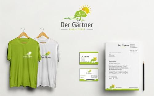 Garten-Landschaftsbaufirma sucht Logo und Visitenkarten Design