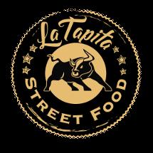 Logo- und Visitenkarten-Design für mobile Tapas- und Burger-Bar
