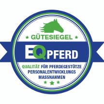 Gütesiegel für EQPferd