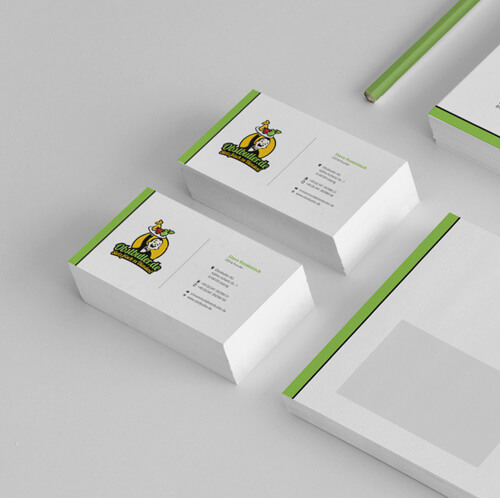 Vistenkarten-Design