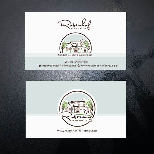 Visitenkarten Design Individuell Gestalten Lassen