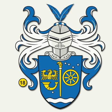 Wappen-Design individuell gestalten lassen