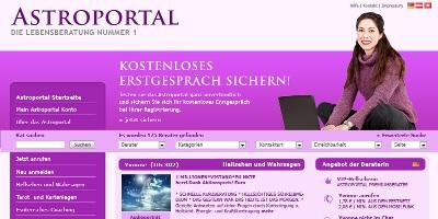 Web-Design Beispiele