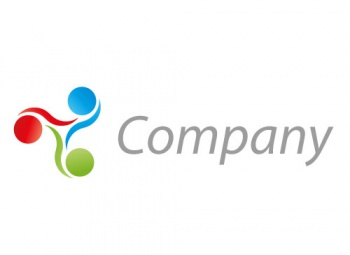 Logo #345898