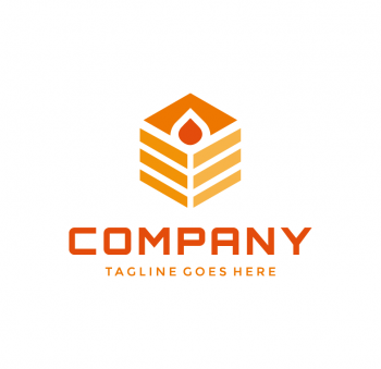 Logo #493734