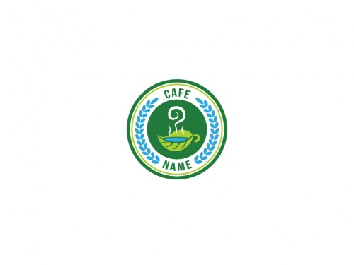Logo #484938
