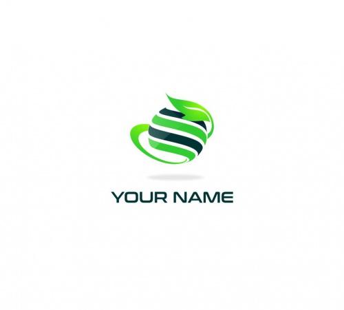 Logo #663536